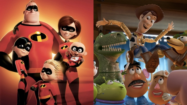 Image result for the incredibles toy story